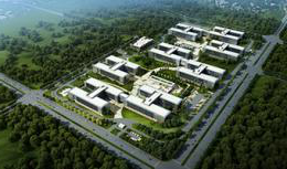 Aerial of Huawei Technologies Global R&D Center