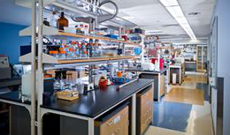 Inside the University of Pittsburgh Life Science Complex