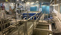 Process facilities inside SWIFT Research Center