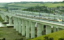 Channel Tunnel Rail Link, Medway Viaduct