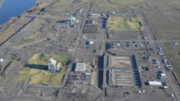Hanford Plateau Remediation aerial