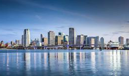 Miami by waterfront