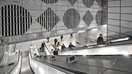 Tottenham Court Station rendering
