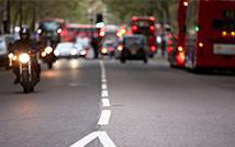 London roadways, buses